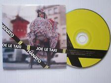 CD 2 TITRES ..HANAYO  (MANGA) CHANTE JOE LE TAXI  DE VANESSA PARADIS