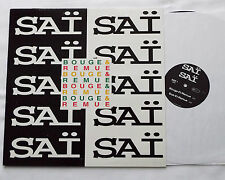 "SAI SAI ""Bouge & Remue""FRENCH Ragga 12"" EP TAKDISC 690 006 (1992) NEUF!!! New!!!"