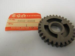 OEM Suzuki RM50 RM80 DS80 JR80 77-04 3rd Driven Gear (NT:29) 24331-46000