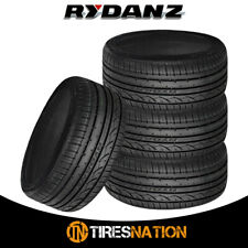 (4) New Rydanz Roadster R02 195/55/15 85V Performance Radial Tire