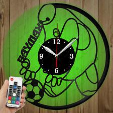 LED Vinyl Clock Baymax LED Wall Art Decor Clock OriginalGift 2699
