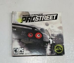 Video Game PC Need for Speed ProStreet NFS Pro Street EA