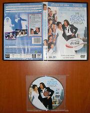 Mi gran boda griega [DVD] Joel ZWick, Nia Vardalos, John Corbett, Ver. Española