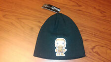 HBO Game of Thrones GOT Ned Stark Black Beanie One Size Ages 14 & Up Brand New