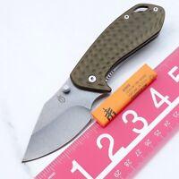Gerber Kettlebell Framelock Folding Knife Stainless Steel Blade Aluminum Handle