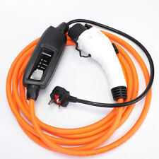 Charger For Mitsubishi i-MIEV / Nissan e-nv200 van, Charging Cable + Case
