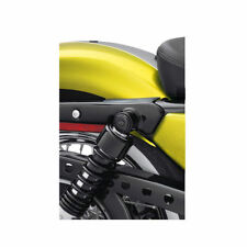 Schrauben Stoßdämpfer Abdeckung Satz für Harley Davidson Dyna Glide / Sportster