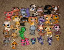 Lot of 29 Littlest Pet Shop Dogs, Cats and More