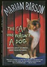 Marian BABSON / The Cat Who Wasn't a Dog 2003