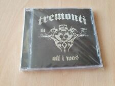 Tremonti All I Was CD