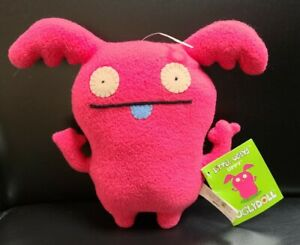 "Little Uglys Uppy Ugly Doll Stuffed Plush 7"" toy 2009 UGLYDOLL"