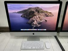 """Apple iMac 27"""" 5K Retina Late 2015 1 To SSD 32 Go RAM 4GHz Core i7 AMD M395X 4 Go"""
