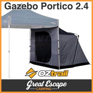 OZtrail Gazebo Portico Tent 2.4 - Gazebo Hub Suits 2.4m Gazebo