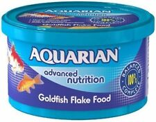 Aquarian Goldfish Flake Fish Food 200g 5010394996709