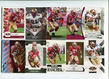 Lot cartes NFL Foot US  Frank Gore 49ers