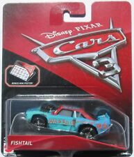 VOITURE DISNEY PIXAR CARS 3 FISHTAIL