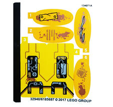 LEGO Super Heroes Guardians of The Galaxy Ayesha's Revenge 76080 STICKER SHEET