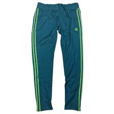 Adidas Europa Beckenbauer Pantaloni da ginnastica sportivi Firebird petrolio
