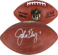 4ae902b4 Denver Broncos NFL Original Autographed Football Balls for sale | eBay
