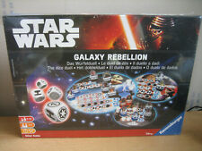 RAVENSBURGER STAR WARS GALAXY REBELLION THE DICE DUEL GAME - NEW