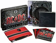 AC/DC - BLACK ICE - LIMITED BOXSET INC. CD+DVD, FLAG, GUITAR PIC, BOOK, STICKER