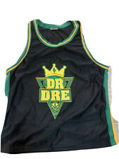 Men's Vintage Dr Dre Jersey The Chronic Hip Hop Men's Vtg NWA Rap Gangster