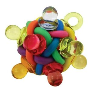 Binkies Ball Foot Toy for Parrots - Small