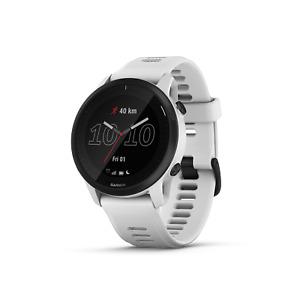 Garmin Forerunner 945 LTE, White Premium GPS Running Triathlon Smartwatch