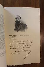 Michel Lagrave Figures Contemporaines Mariani Biographie 1904 1/150 ex