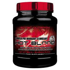Scitec Nutrition(45 /kg) Hot Blood 2.0 820g Dose