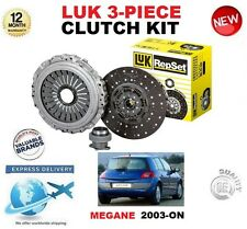 per Renault Megane Berlina 1.4 1.6 16V 2003- > 200mm diametro Luk Kit frizione