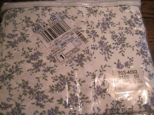"""NWT JC PENNEY HOME COLLECTION DRAPERY PANEL PASTEL STAR 63"""""""