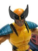 TOYBIZ X-Men Classics WOLVERINE tiger stripe Marvel Legends action figure 2004