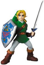Medicom UDF Link Ocarina of Time Ultra Detail Figure Legend of Zelda  BRAND NEW