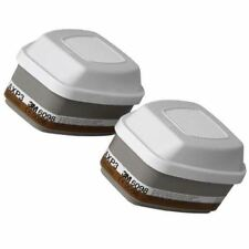 2 Pairs 3M 6098 AXP3 NR Gas & Vapour Filters & Particulate for 6000 Series Mask