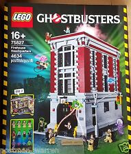 LEGO Ghostbusters - Firehouse Headquaters 75827 - 21108 - In-Stock Ready to Ship