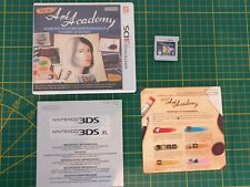 GAME BOY GAMEBOY GAME BOXED BOITE JEU NEW ART ACADEMY  3DS DS DSI 2DS LNA-CTR-AA