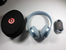 Original Beats by Dr. Dre Solo 2 Headband Wired Headphones - Gray Excellent