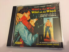 WILD IS THE WIND (Dimitri Tiomkin) OOP 1957 Soundtrack Score OST CD NM
