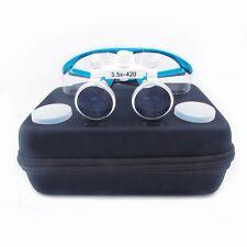 3.5X420mm Binocular Eyeglasses Dental Surgical Medical Binocular Loupe Magnifier