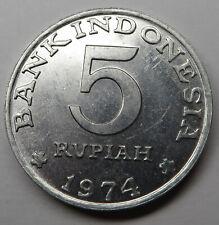 Indonesia 200 Rupiah coin km66 Asia UNC 1PCS
