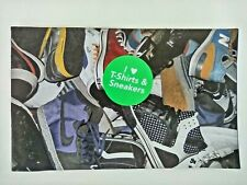 Urban Outfitters Sneakers Addidas Nike Puma streetwear collect Book early 2000's