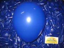 PALLONCINI in lattice BLU 25 pz. per feste e party eventi