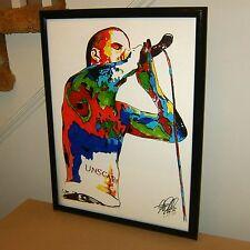 Phil Anselmo Pantera Down Singer Heavy Metal Music Poster Print Wall Art 18x24