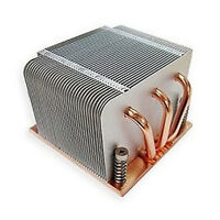Dynatron K618 Socket 1156 / 1155 Passive 2U CPU Cooler Aluminum Copper Base