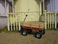 wagon pull trailer trolley flyer truck radio go kart camper terrain Skorupas
