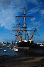 795004 HMS Warrior Portsmouth England A4 Photo Print