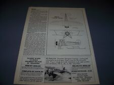 "VINTAGE..WACO ""TAPER-WING"".,..3-VIEWS/DETAILS....RARE! (611A)"