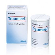 HEEL Traumeel natural anti-inflammatory 50 tablets aches pain bruises arthritis