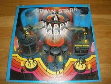 EDWIN STARR happy radio LP Record - Sealed